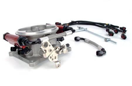 F.A.S.T. - FAST EZ-EFI Dual Quad Upgrade Kit FAS-304155 (For 30226-KIT, 30227-KIT & 30447-KIT)