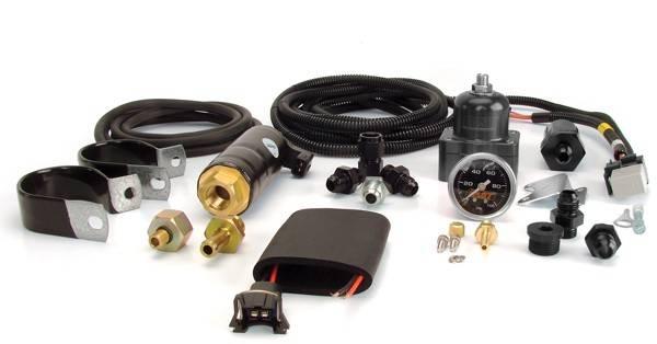 F.A.S.T. - FAST EZ-EFI® 500 HP Inline Fuel Pump System FAS-307503-06