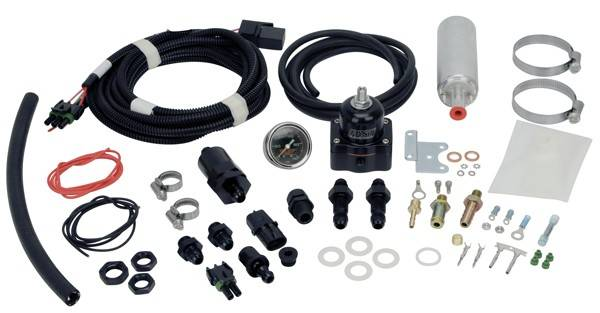 F.A.S.T. - FAST EZ-EFI® 600 HP In-Tank Fuel Pump System FAS-307503T-06