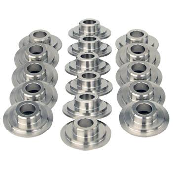 Comp Cams - Comp Cams 1.625+ Titanium Retainers 10 DEG +050 11/32(Single) CCA-733-1