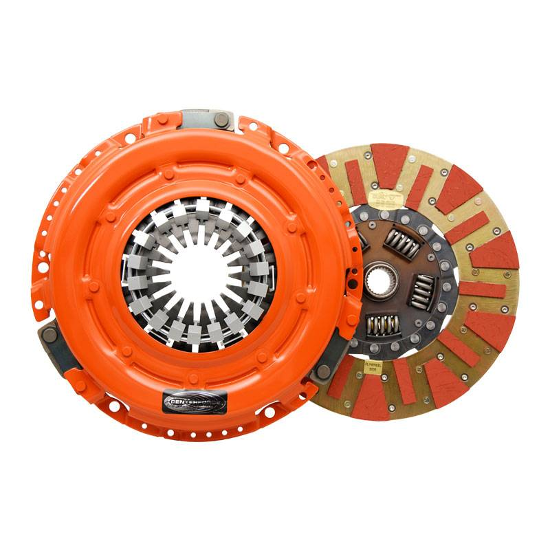 "Centerforce - Centerforce 11"" X 26 Spline Dual Friction Clutch & Pressure Plate Kit CFO-DF-148552"