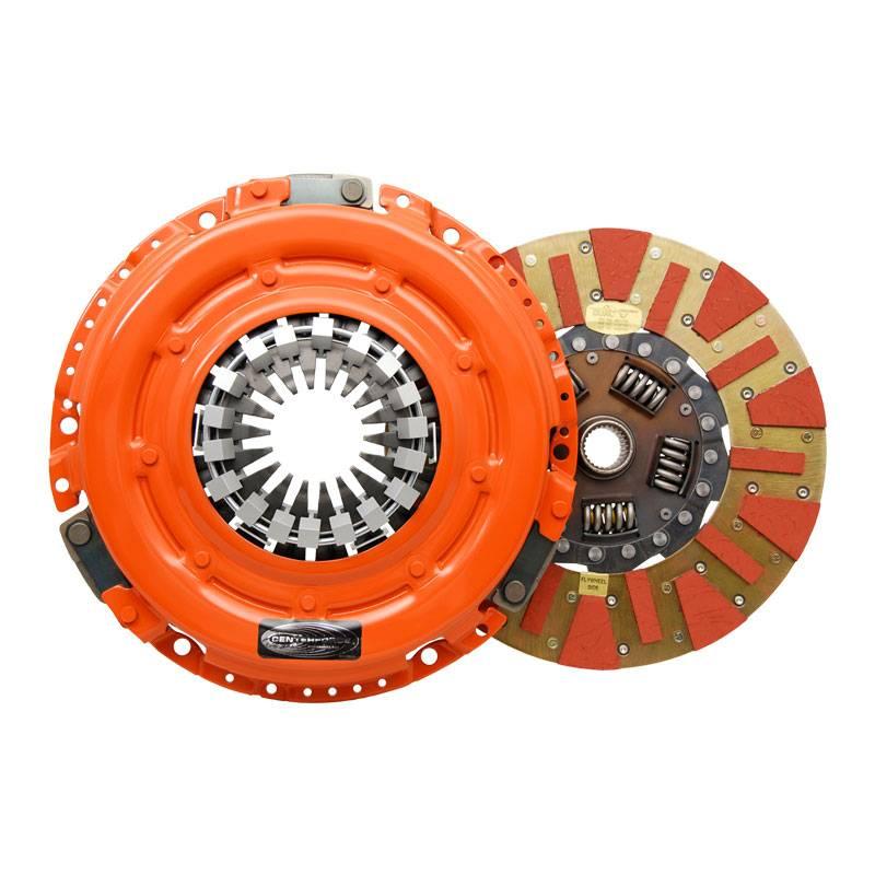 "Centerforce - Centerforce10.4"" X 26 Spline Dual Friction Clutch & Pressure Plate Kit CFO-DF-161675"