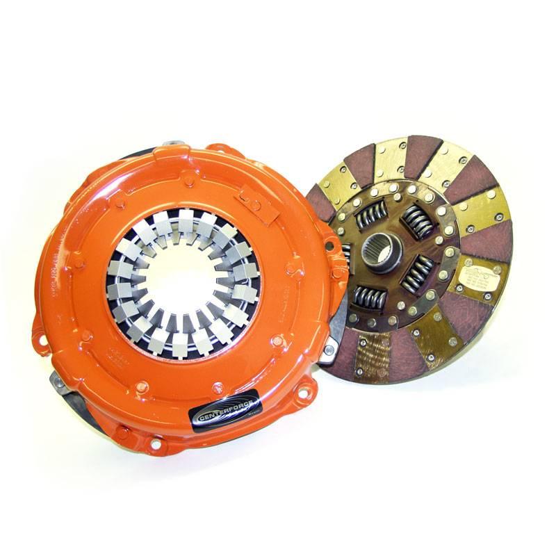 """Centerforce - Centerforce10.4"""" X 26 Spline Dual Friction RACE Clutch & Pressure Plate Kit CFO-DF-161739"""
