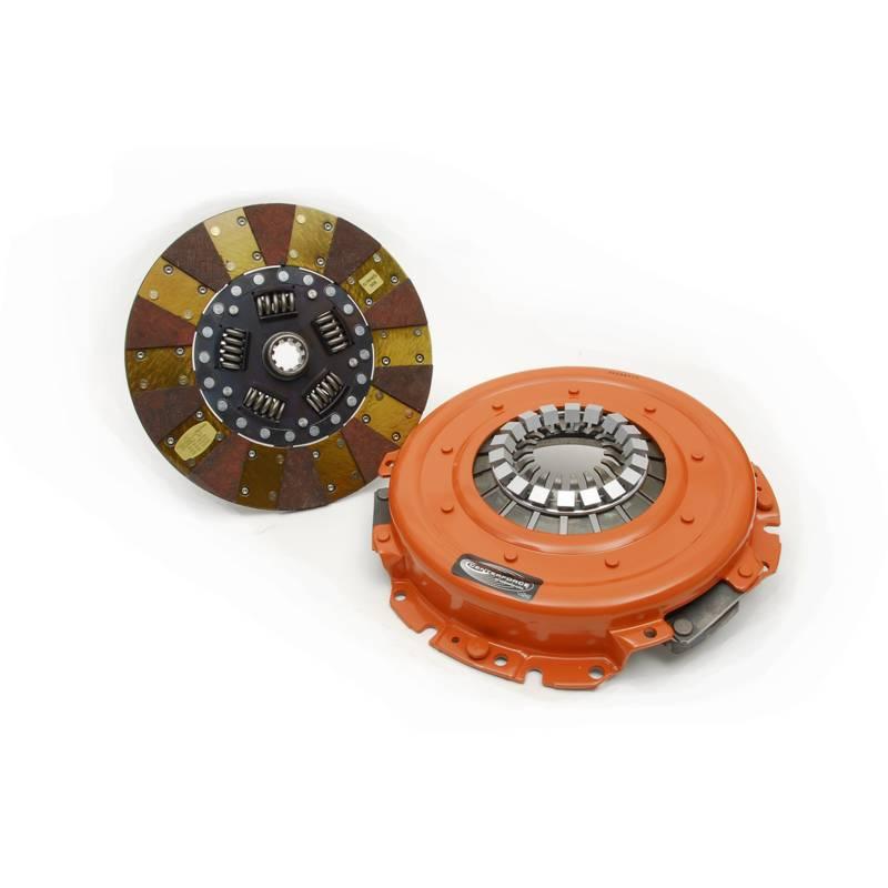 "Centerforce - Centerforce11"" X 10 Spline Dual Friction  Clutch & Pressure Plate Kit CFO-DF-735552"