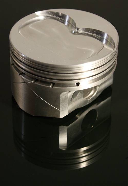 """DSS Racing - DSS Forged Pontiac Flat Top Pistons, 389, 3.75"""" Str, 4.080"""" or 4.100"""" Bore"""