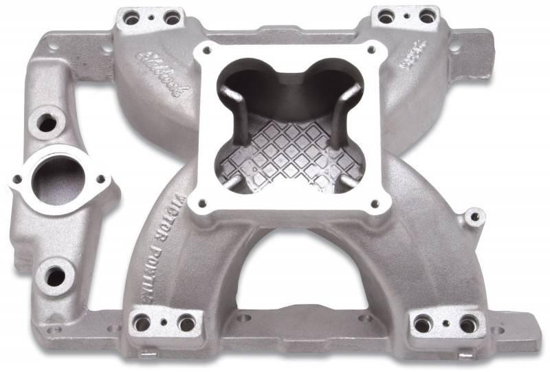 Edelbrock - Edelbrock Super Victor EFI Pontiac Intake Manifold, Based on #2956 EDL-29565