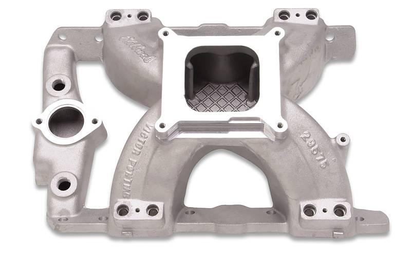 Edelbrock - Edelbrock Super Victor EFI Pontiac Intake Manifold, Based on #2957 EDL-29575