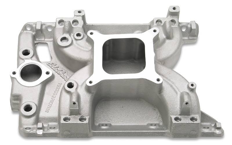 Edelbrock - Edelbrock Torker II EFI Pontiac Intake  Manifold EDL-50565