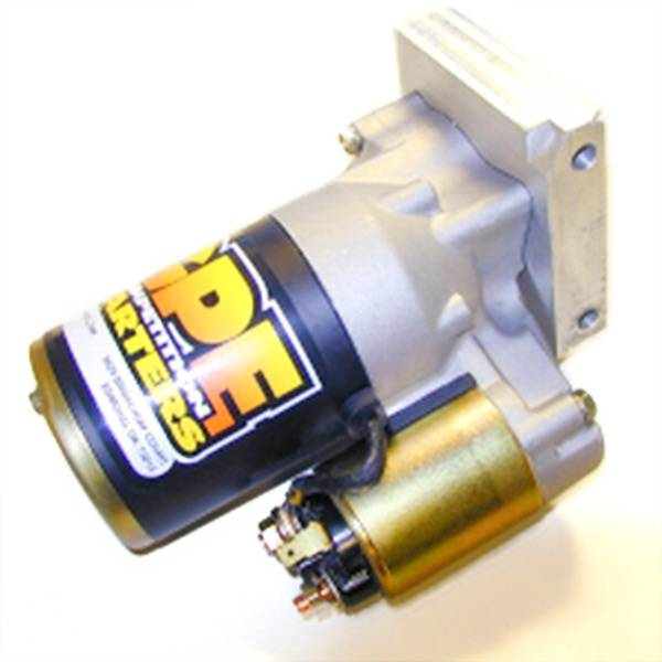 GPE - GPE Pontiac Hi Torque, Gear Reduction (3.75:1) Mini Starter *1967 400 & all 428 GPE-PO-18
