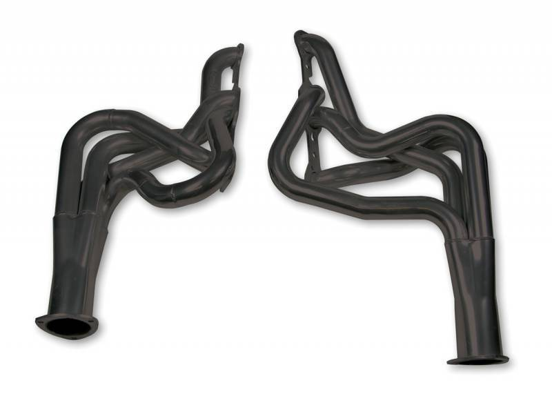 """Hooker Headers - Hooker Headers Super Competition Headers, Painted, 68-72 GTO/LeMans: 400-455, Tube 2"""" x 28"""", Collector Size 3.5"""" HKR-4201HKR"""