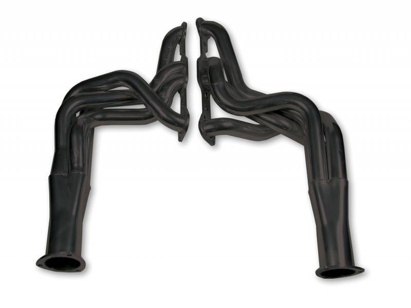 """Hooker Headers - Hooker Headers Super Competition Series Headers, Painted, 70-74 Firebird/Trans Am: 400-455, Tube 2"""" x 27"""", Collector Size 3.5"""" HKR-4202HKR"""