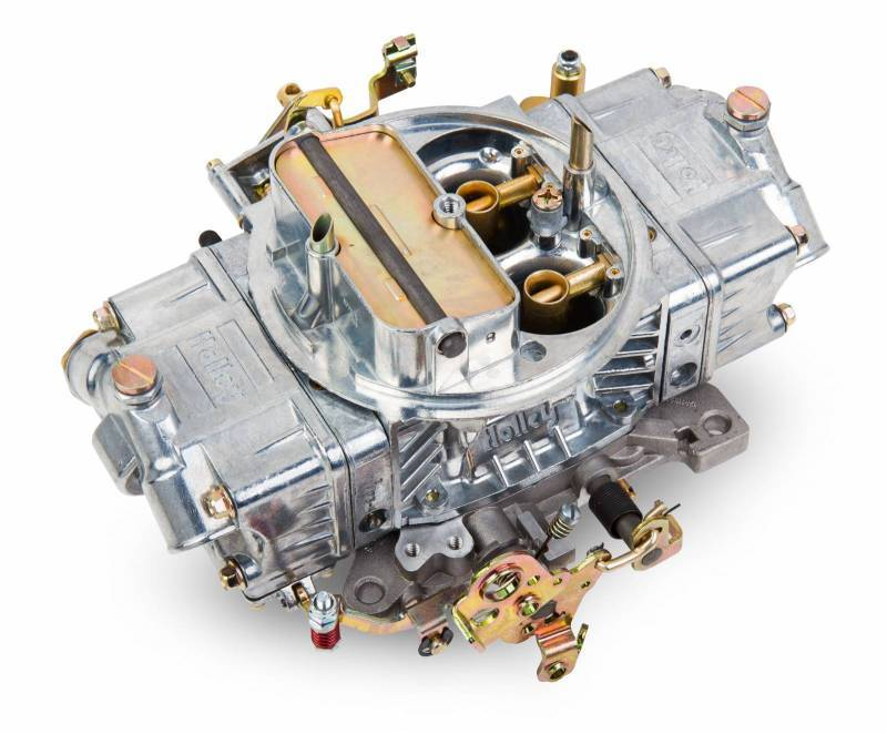 Holley - Holley 700 CFM Double Pump Carb - Shiny FinishHLY-0-4778S