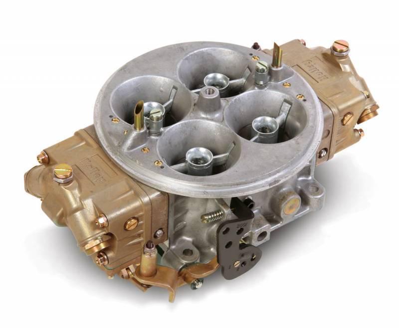 Holley - Holley 1150 CFM Dominator Carb -1 x 4 GasDichromate FinishHLY-0-7320-1