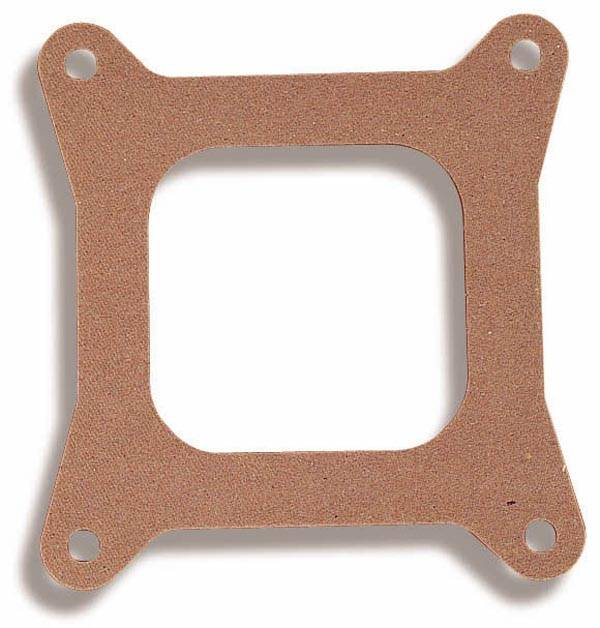 Holley - Holley Open Carb Flange Gasket- Standard Holley Carbs HLY-108-10
