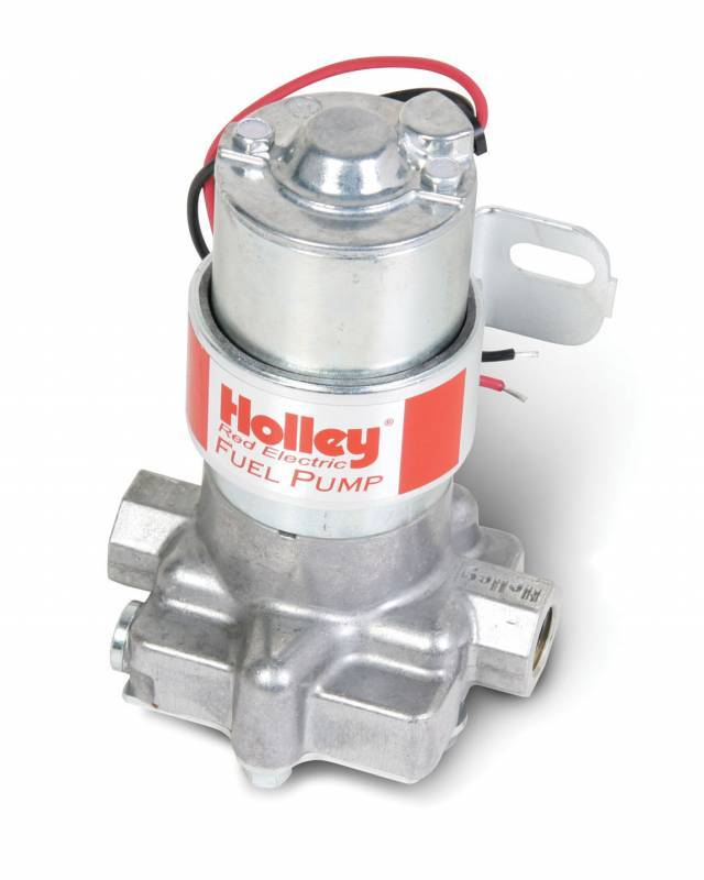 Holley - Holley 97ghp Red Electric Fuel Pump HLY-12-801