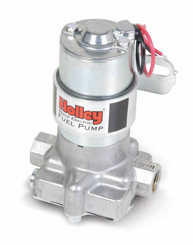 Holley - Holley 140gph Black Electric Fuel Pump HLY-12-815