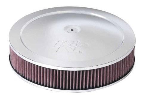 K & N - K&N Drop Base Air Cleaner Assembly with High Flow Filter K&N-60-1280
