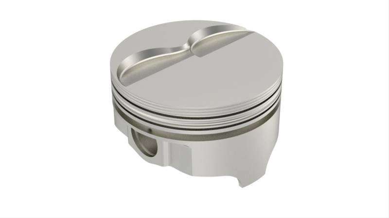 """Icon - Icon Forged Flat Top Pistons, 455, 4.210"""" Str, .030-.060 Over, 4.180""""-4.210"""" Bore"""
