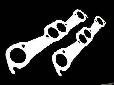 Mr Gasket - Mr Gasket Round Port Exhaust - Header Gaskets (Set) MRG-551G