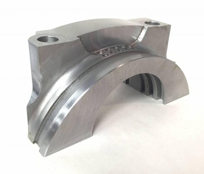 Pro-Gram Engineering - Program Engineering Pontiac 350-389-400RearMain CapBillet SteelPRO-P400R