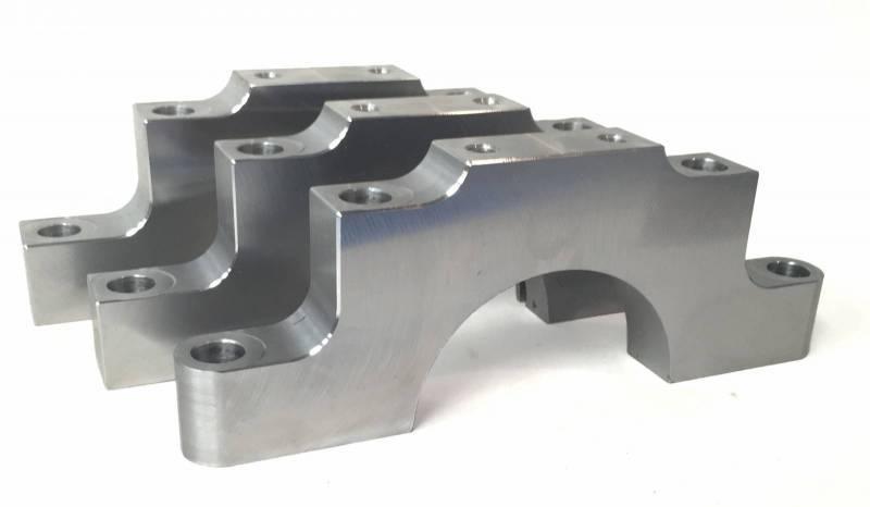 Pro-Gram Engineering - Program Engineering Pontiac 421-428-455 Center Main Caps Billet SteelPRO-P455C