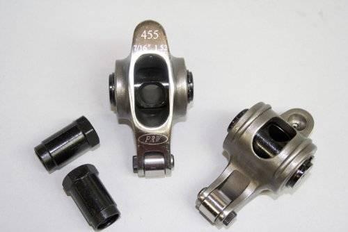 PRW Rocker Arm Kit 0245502; Pro-Series 1.65 Stainless Roller for Pontiac V8