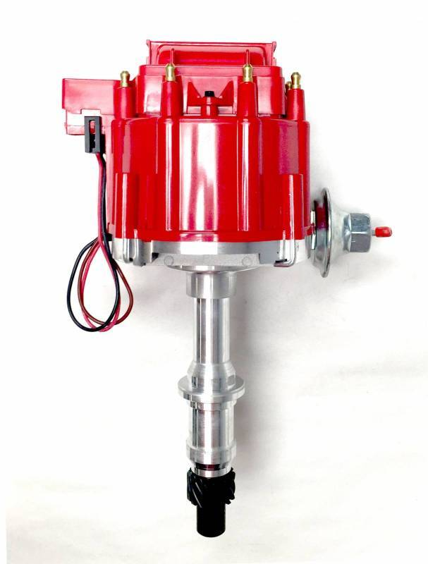 RPC - RPC Pontiac New HEI Distributor with Red Cap RPC-S3922