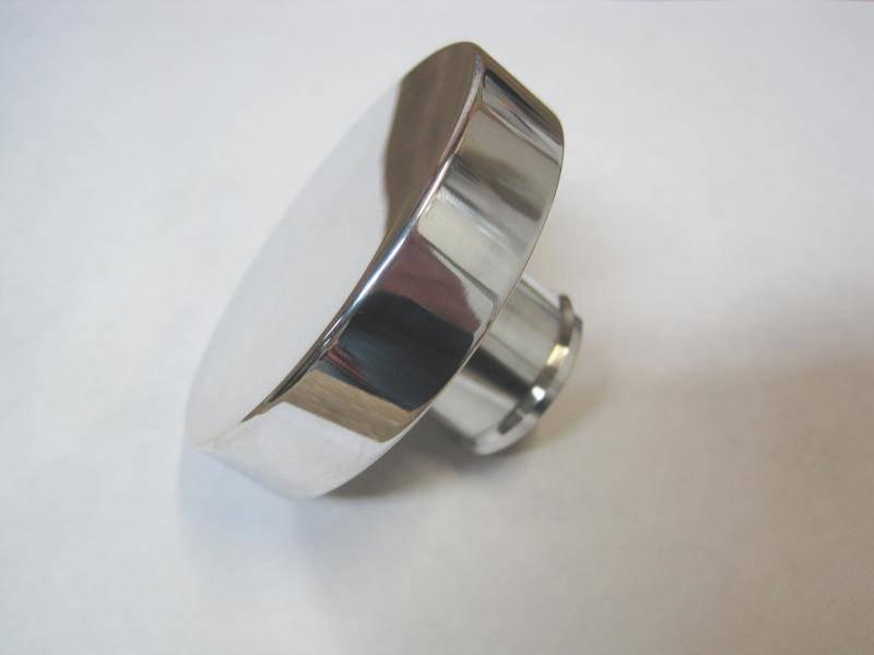 RPC - RPC Billet Aluminum Push in Oil Cap RPC-S6050