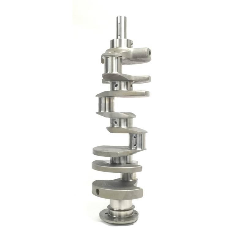 "Scat Crankshafts - Scat 4340Forged Crankshaft,4.250"" Stroke,3.25"" Main, 421/428/455 Block, 2.200"" BBC RJ"
