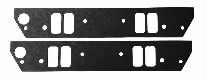 "SCE Gaskets - SCE Pontiac Intake Gasket with extra material for porting 1.125"" X 2.240 X .062 (SET) SCE-128104-2"