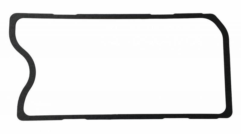 SPM Gaskets - Butler PerformancePontiac Black Fiber Valley Pan Gasket SPM-11960C
