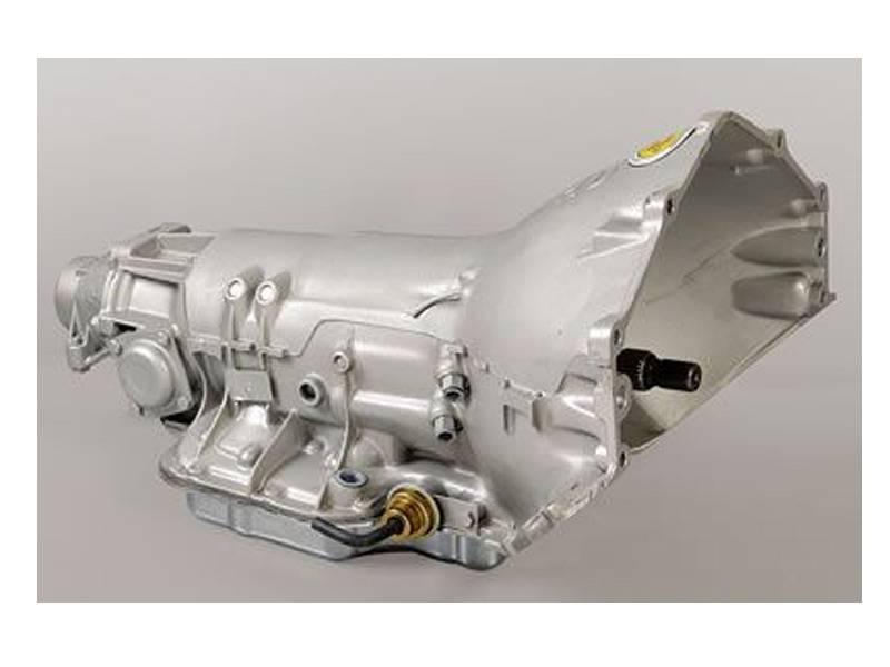 TCI Automotive - TCI TH400 Transmission w/Manual V Body & Reverse Shift Pattern TCI-212300