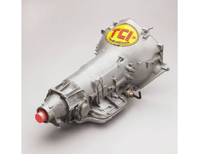 TCI Automotive - TCI TH400 Transmission Manual Valve Body Reverse Shift Pattern w/Trans Brake TCI-213000
