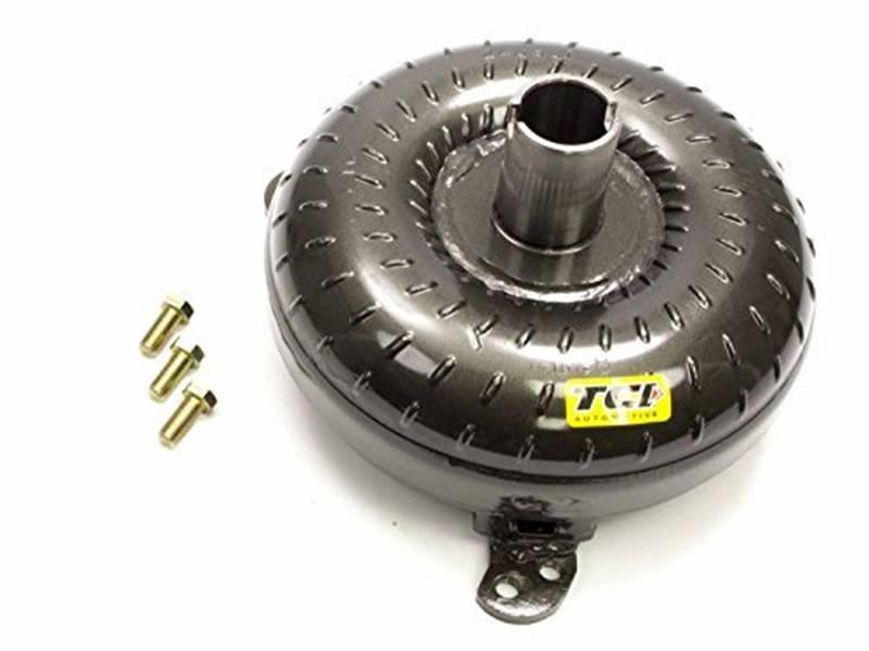 "TCI Automotive - TCI 11"" Converter- 2600-2900 Stall Speed Anti-Balloon Plates for TH Shaft/ *AL. Stator* TCI-240901"