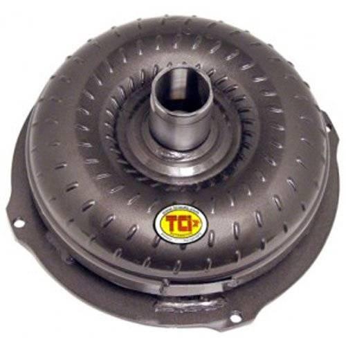 TCI Automotive - TCI Street Fighter Torque Converter w/ Billet Front 3000 RPM Stall GM 4L80E TCI-242940