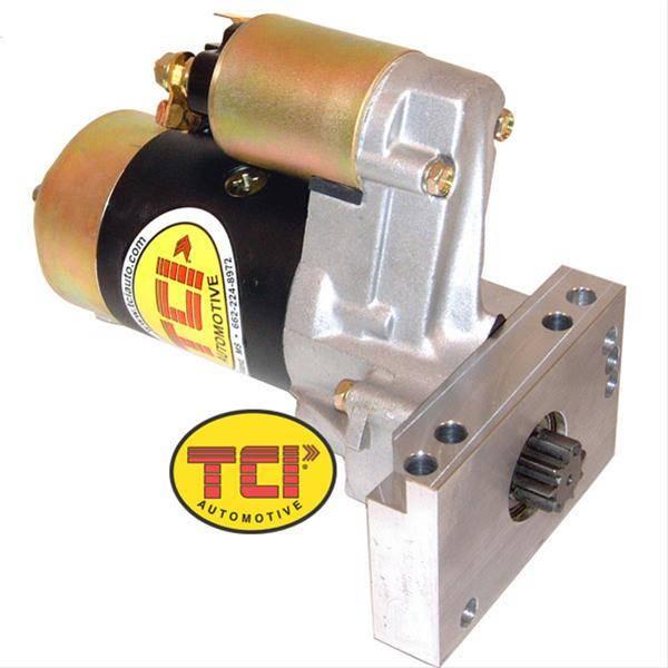 TCI Automotive - TCI Racing Starter for Pontiac 301-455 TCI-351400