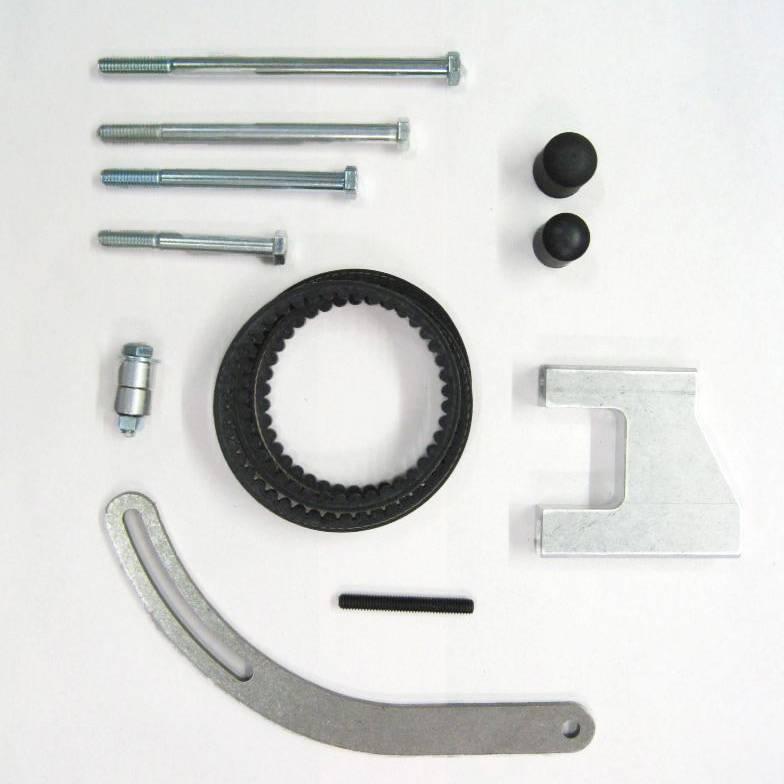 Butler Performance - Universal Alternator Relocation Kits TPR-ALT-1