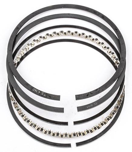 """Total Seal - Total Seal Ring Set, Classic Race, 4.160"""" Bore, (4.165"""" Ring) File Fit TSR-CR7560-35"""
