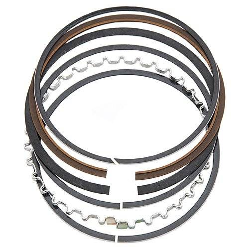"Total Seal - Total Seal Ring Set, Gapless Top Ring, 4.350"" Bore, (4.355"" Ring), File Fit TSR-M9190-105"