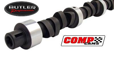 Comp Cams - Comp Cams  Custom Grind Solid Flat Tappet Camshaft CCA-51-000-5-S