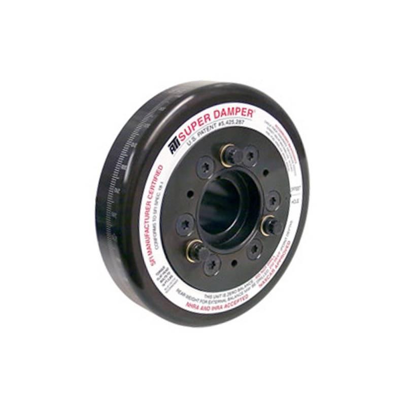 "ATI - ATI Pontiac 7"" Internal Balance 3-Bolt Damper/Balancer ATI-917160"