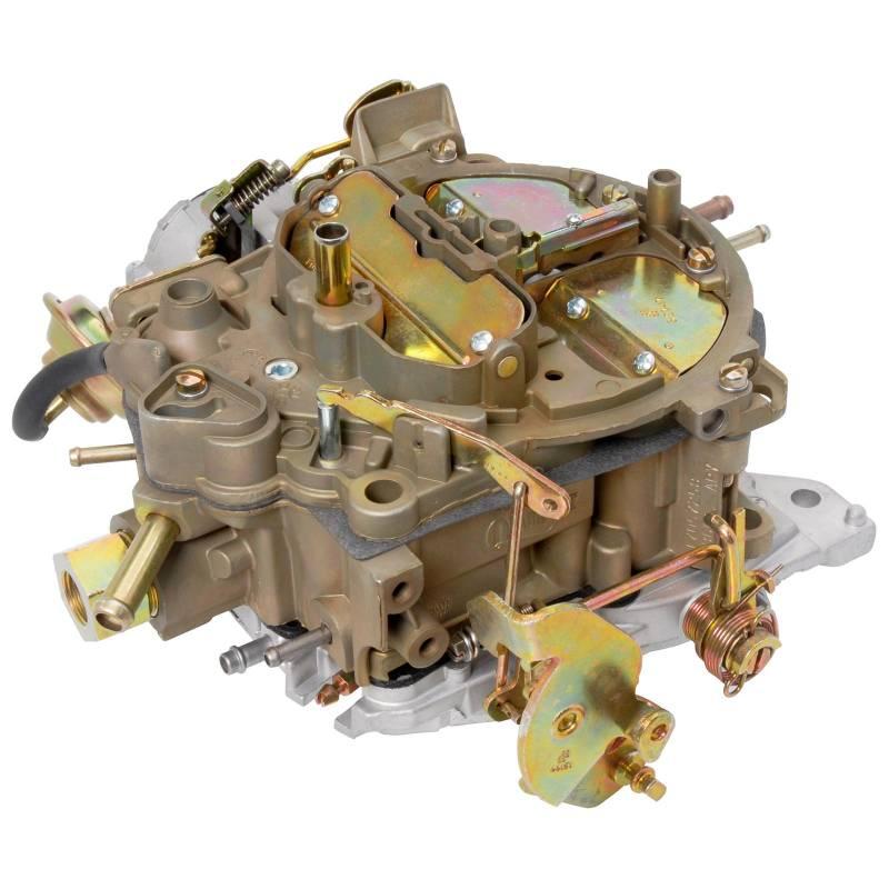 Jet Carburetors - Jet Pontiac Quadrajet Carburetor, Stage 1, 800 CFM, JET-32101