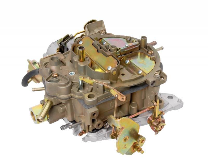 Jet Carburetors - Jet Pontiac Quadrajet Carburetor, Stage 2, 800 CFM, JET-32102