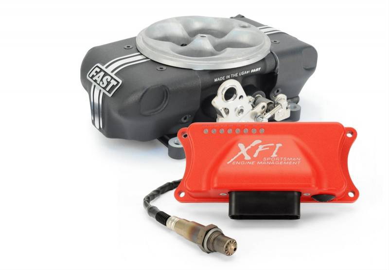 F.A.S.T. - FAST XFI 2.0 Sportsman EFI Throttle Body Engine Control System w/ 2.0 Throttle Body FAS-303001