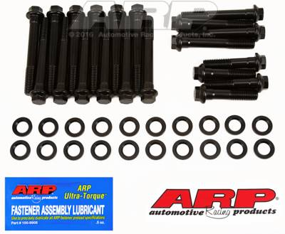 ARP - ARP Pontiac D-Port 1967-79 Head Bolt Kit (Set) ARP-190-3607