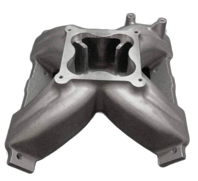 Butler Performance - Pontiac 4500 Northwind Intake w/ Water Crossover BPI-NW-4500