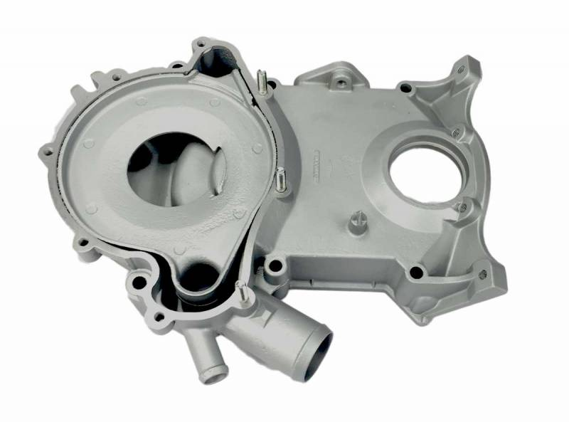 Butler Performance - Pontiac Stock Reconditioned 8-Bolt Timing Cover for 1964-65 BPI-1018TC-64-65
