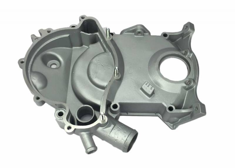 Butler Performance - Pontiac Stock Reconditioned 8-Bolt Timing Cover for 1966-67 BPI-1018TC-66-67