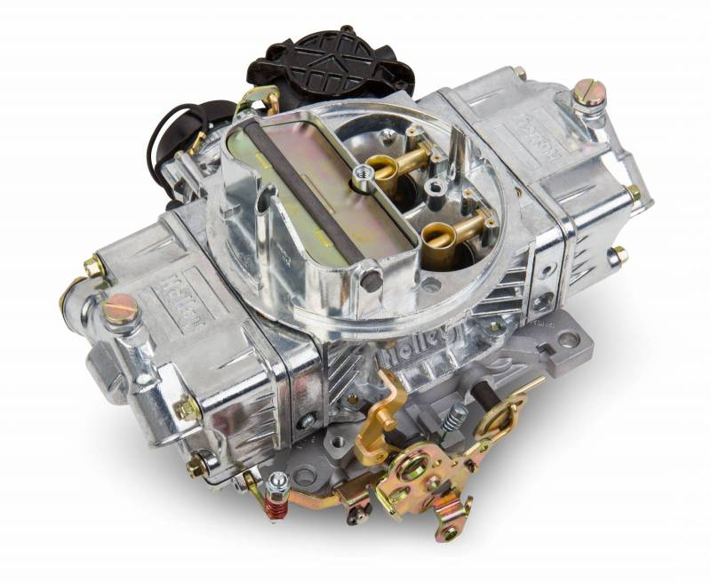 Holley - Holley 870 CFM Street Avenger Carb - Shiny FinishHLY-0-80870