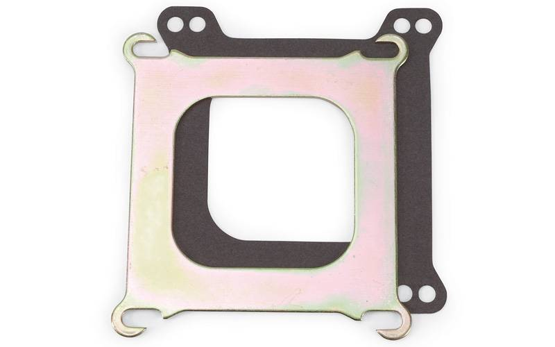 Edelbrock - Edelbrock Square-Bore to Spread-Bore Adapter Plate EDL-2732